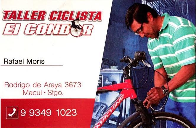 TALLER CICLISTA EL CONDOR Macul