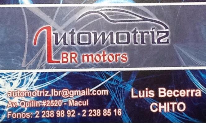 AUTOMOTRIZ LBR SERVICIO ESPECIALIZADO Macul