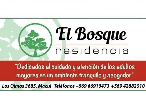 EL BOSQUE Residencia Adulto Mayor Macul