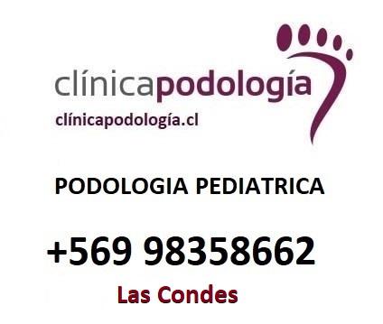 PEDIATRICA PODOLOGIA  Las Condes