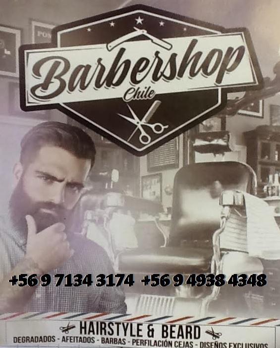 BARBER SHOP HAIRSTYLE & BEARD Macul