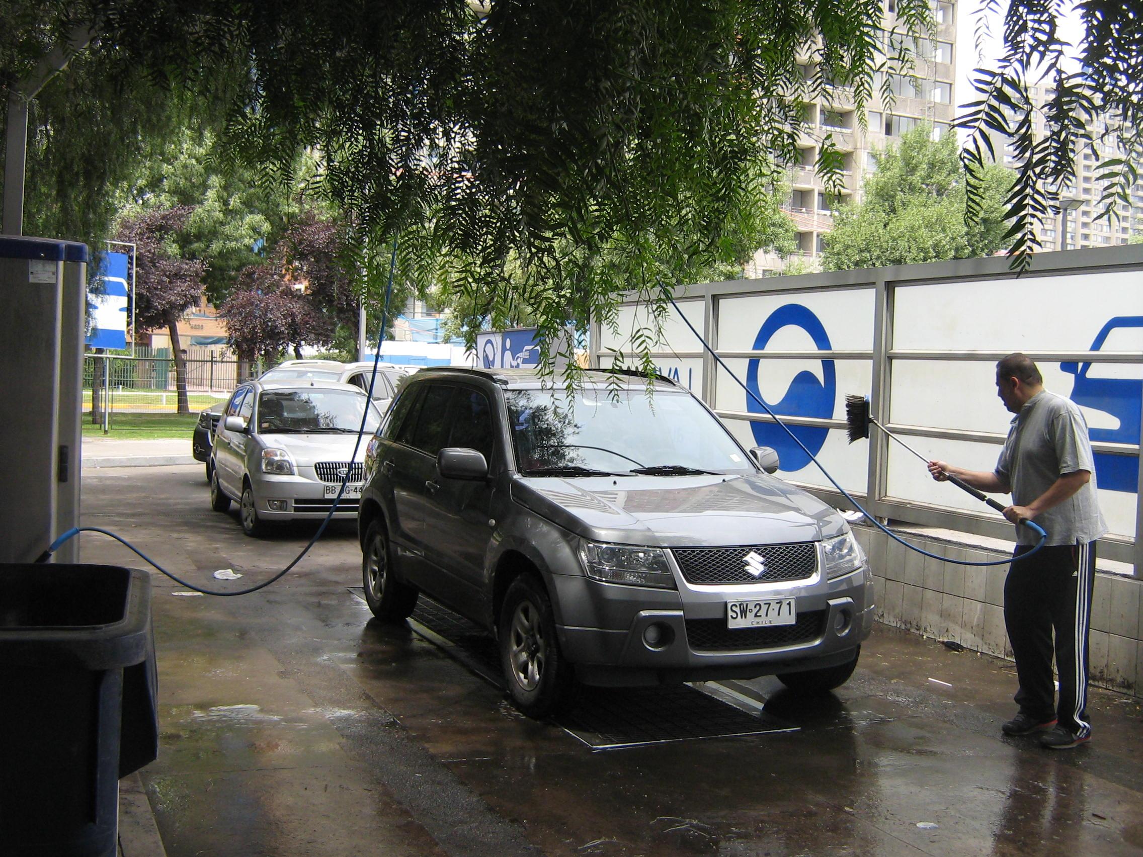 COPEC LAVADO DE AUTOS LAVAMAX Macul