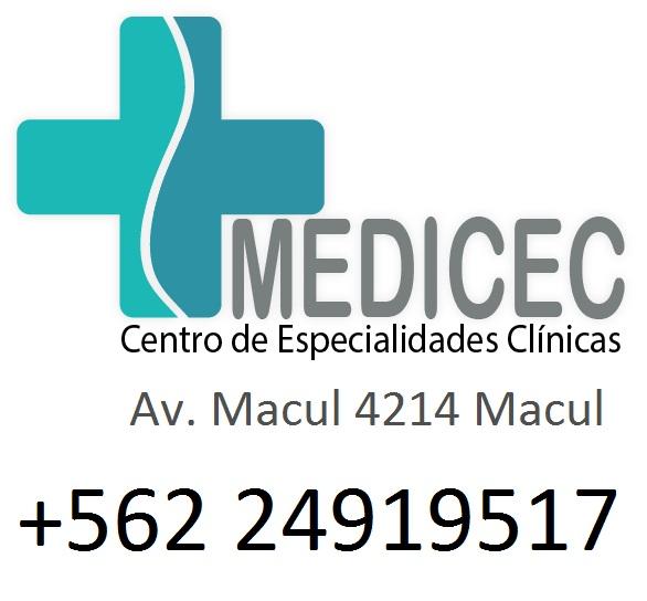 MEDICEC  Centro de Especialidades Clínicas macul