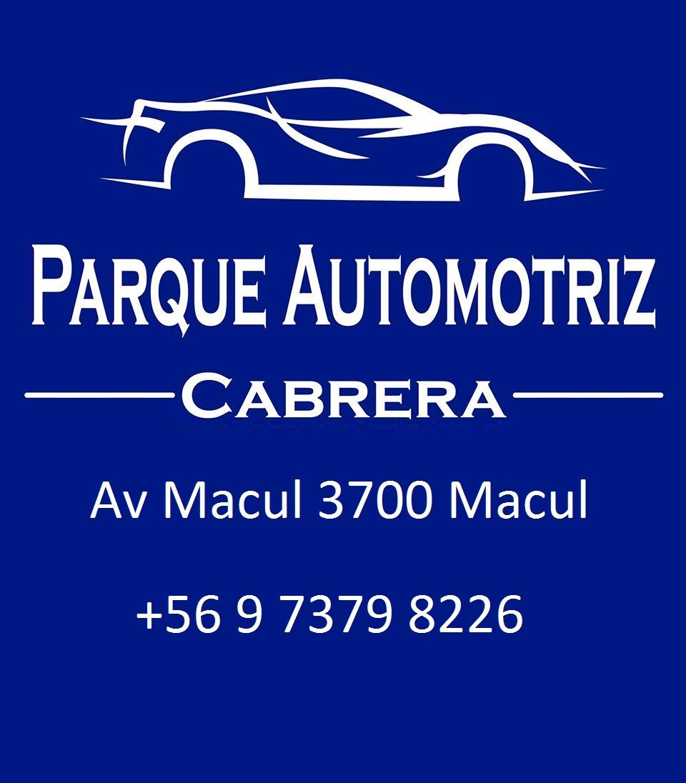 PARQUE AUTOMOTRIZ CABRERA Venta de Autos Macul