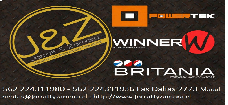 JORRATT & ZAMORA Seguridad Industrial Macul