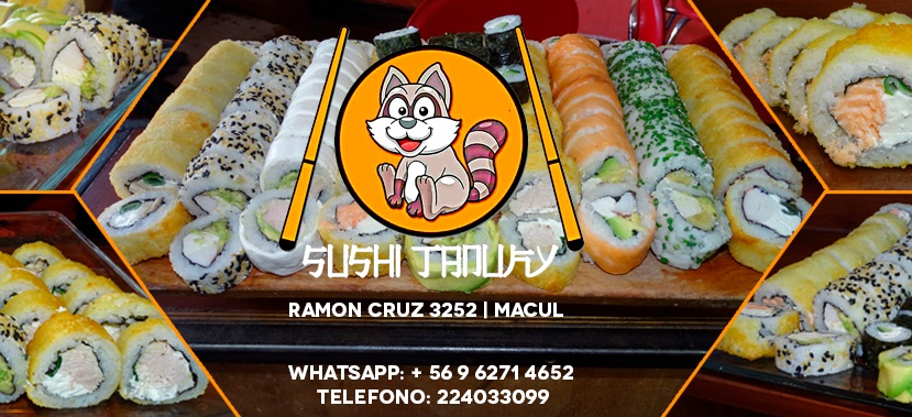 SUSHI TANUKY DELIVERY Macul