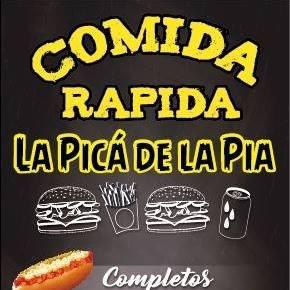 LA PICA DE LA PIA Sandwichs  Delivery macul