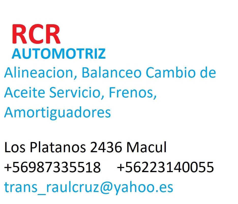 KRT SERVICIO AUTOMOTRIZ ALINEACION Y BALANCEO Macul
