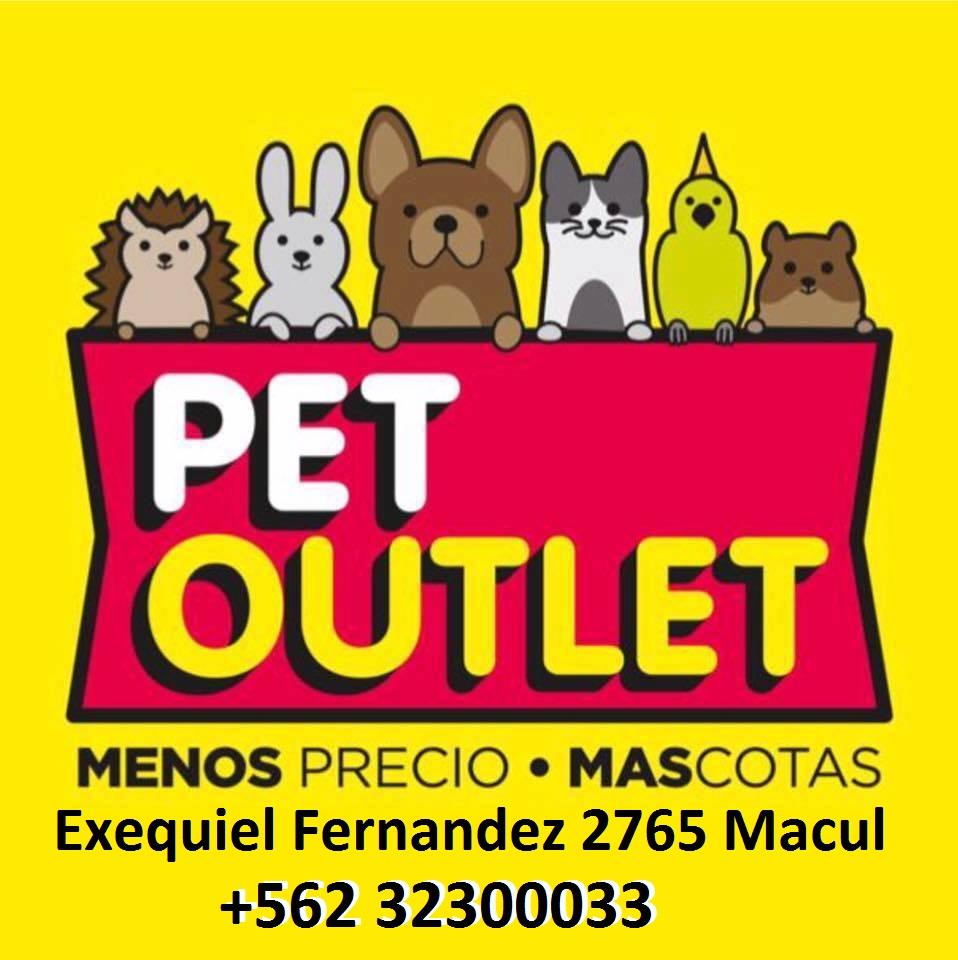PETOUTLET OUTLET MASCOTAS Macul