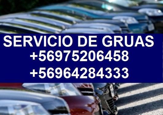 SERVICIO DE GRUAS Macul