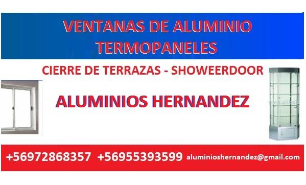 ALUMINIOS VIDRIERIA HERNANDEZ Macul