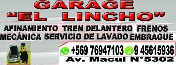 GARAGE EL LINCHO Servicio Automotriz Macul