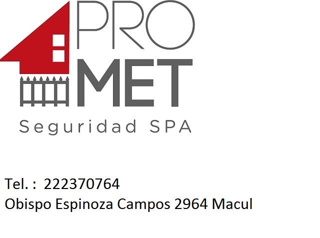 PROMET SEGURIDAD SPA Puntas Metalicas Macul