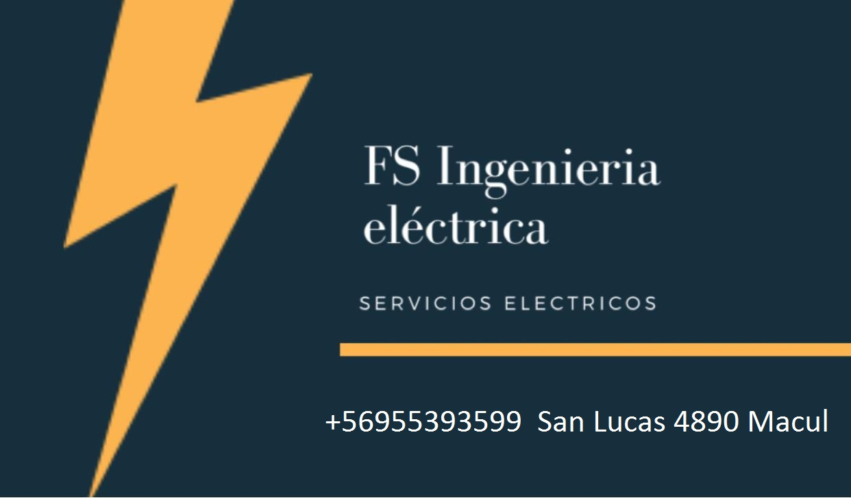 FS INGENIERIA ELECTRICA Macul Electrica