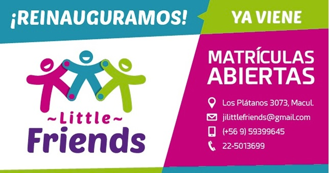 LITTLE FRIENDS JARDIN INFANTIL Macul