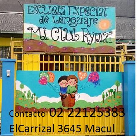 COLEGIO INTEGRAL  MI CLUB RYMAI Macul