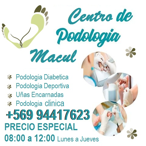 CENTRO PODOLOGICO  Macul Diabeticos