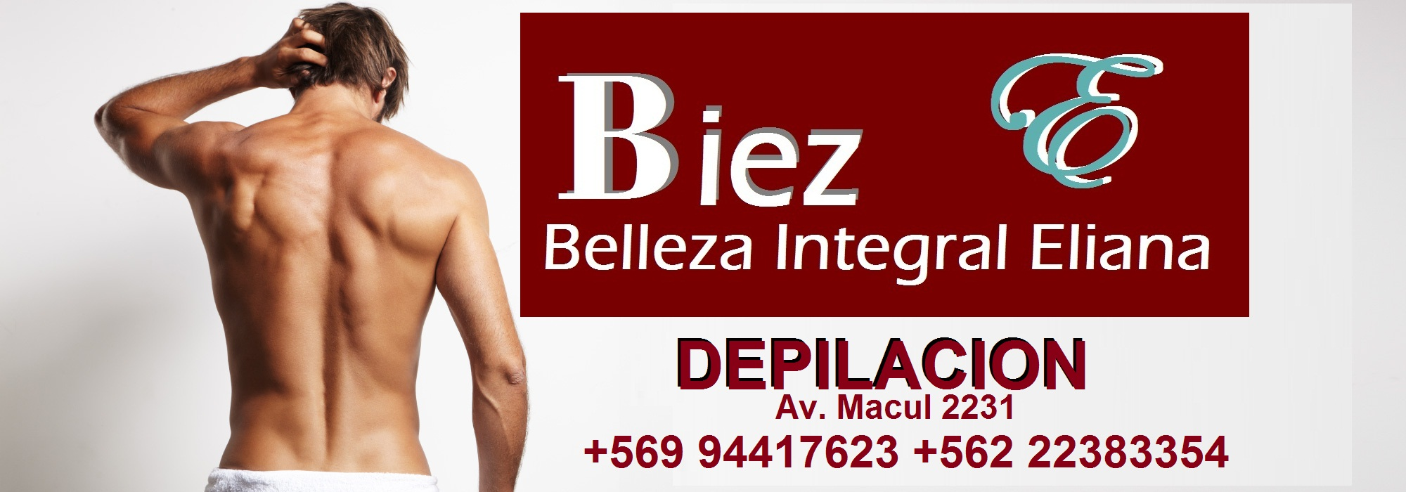 DEPILACION DEPORTISTAS Macul