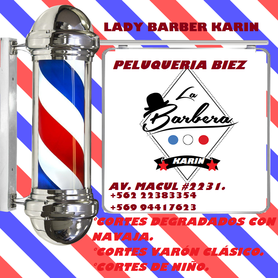 LA BARBERA KARIN BIEZ SALON