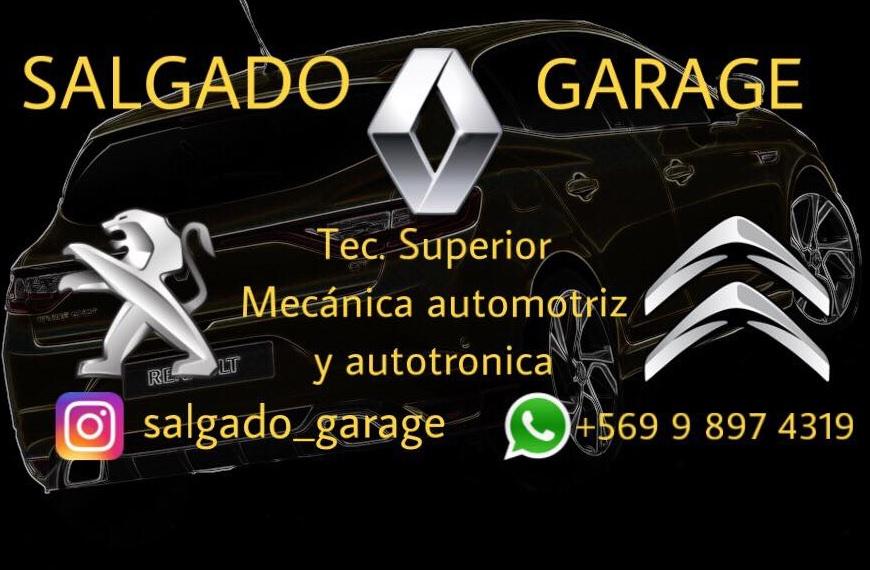 SALGADO GARAGE Renault Peugeot  Citroën Macul