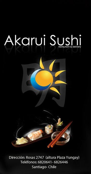 AKARUI SUSHI Ñuñoa - Macul