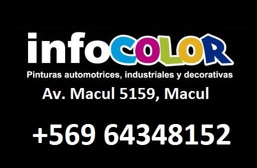 INFOCOLOR PINTURA DE AUTO Macul