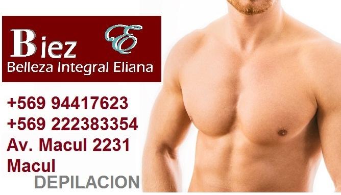 BIEZ CENTRO DE DEPILACION Macul +569 94417623
