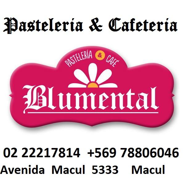 BLUMENTAL PASTELERIA Delivery Macul