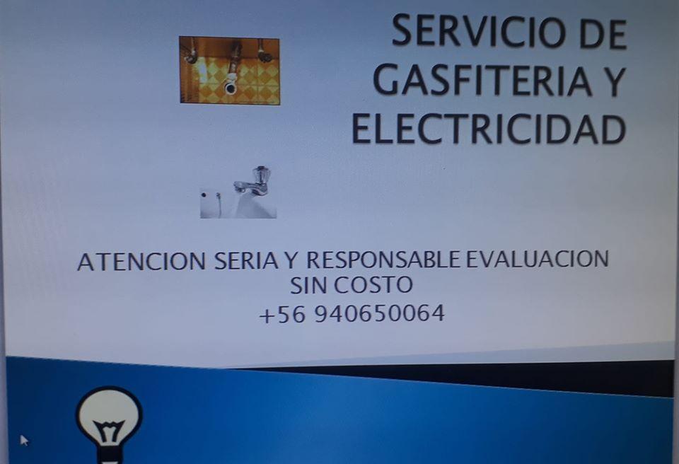 GASFITERIA ELECTRICIDAD Macul