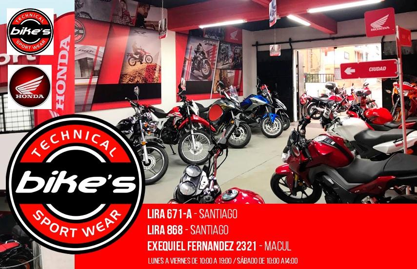 BIKESPORT  MOTOS ACCESORIOS Y EQUIPAMIENTO MOTOS Macul