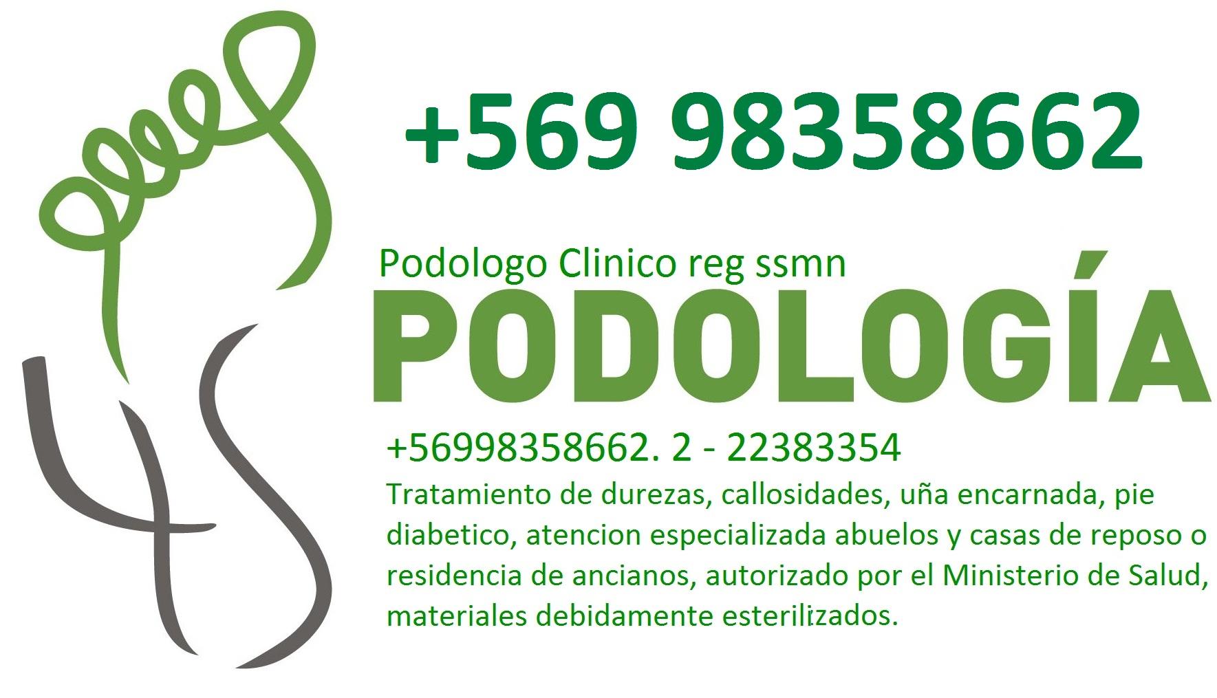 PODOLOGIA PEDIATRICA LAS CONDES +569 98358662