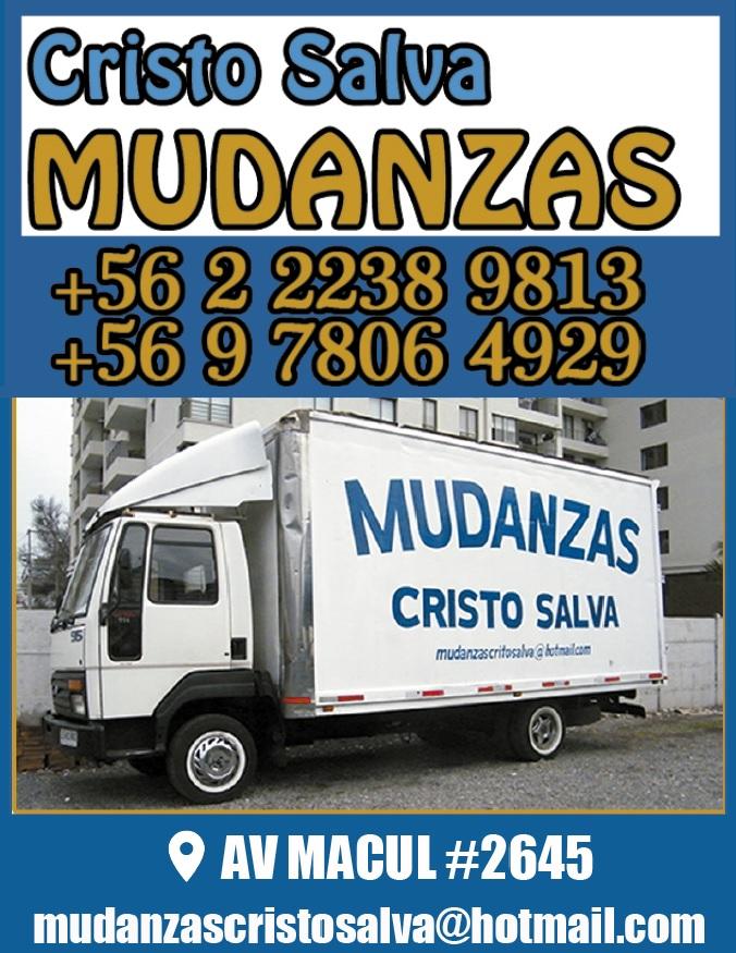 CRISTO SALVA MUDANZAS FLETES Macul