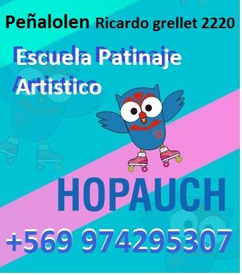HOPAUCH PATINAJE ARTISTICO Peñalolen